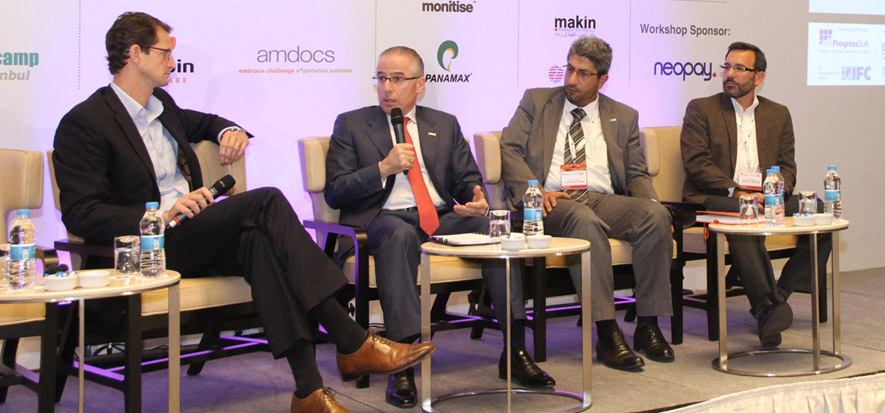 For the 4<sup>th</sup> Year in a Row ProgressSoft as Founding Partner of Mobile Money & Digital Payments Global 2014