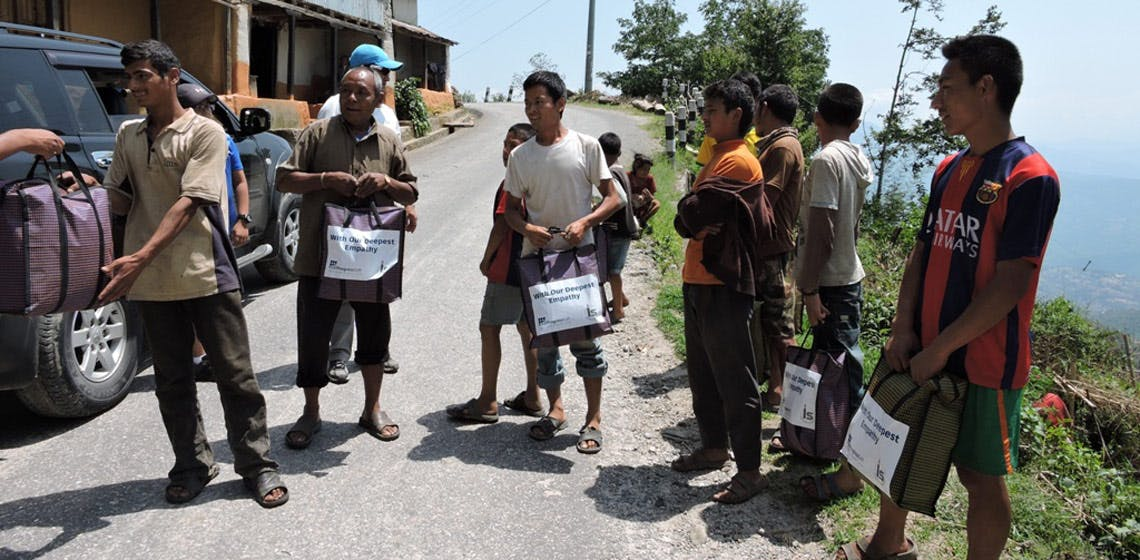 ProgressSoft and Integrated Solutions Ltd. Aid the Earthquake Relief Efforts in Nepal