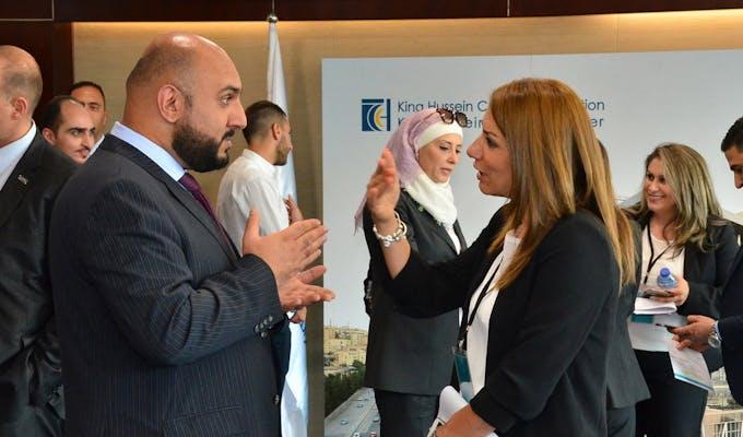 ProgressSoft и Онкологический центр им. короля Хусейна – вместе против рака