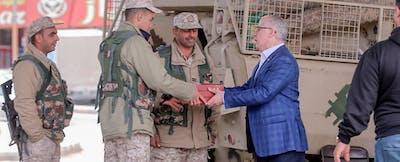 ProgressSoftとMoDEE、ヨルダンの軍隊と警察に感謝の意を表す