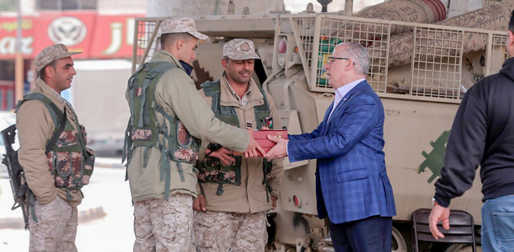 ProgressSoft and MoDEE Express Gratitude to Jordan's Armed and Police Forces