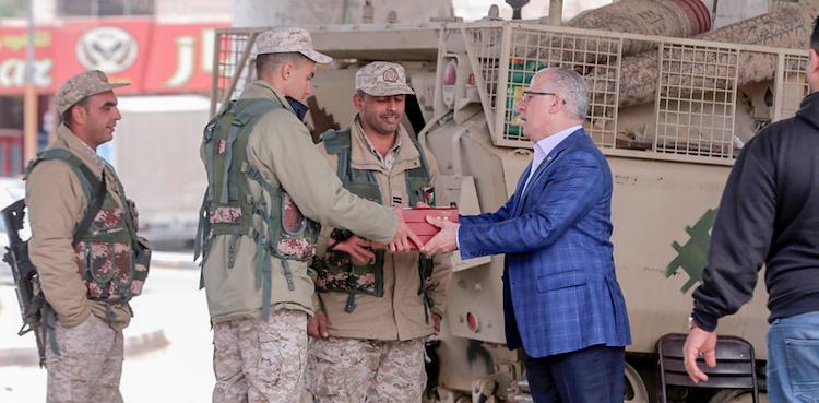 ProgressSoft e MoDEE expressam gratidão às forças armadas e policiais da Jordânia