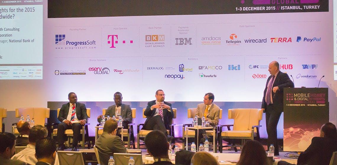 ProgressSoft as Founding Partner of Mobile Money & Digital Payments Global 2015