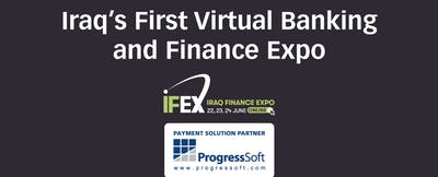 ProgressSoft au salon Iraq Finance Expo 2020