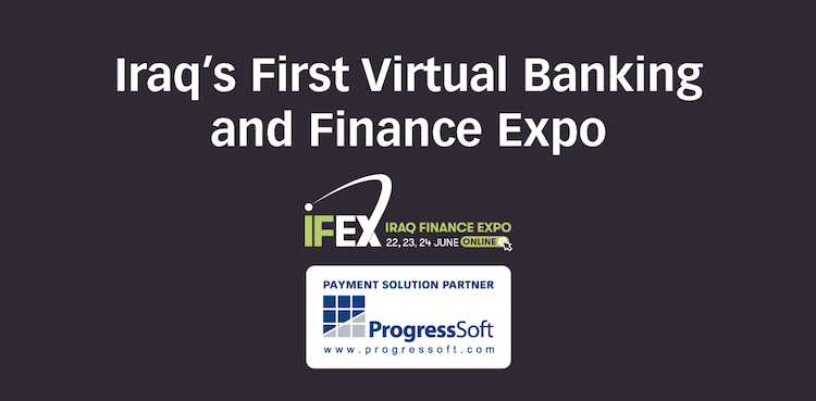 ProgressSoftが『Iraq Finance Expo 2020』に出展