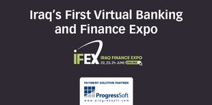 ProgressSoft at the Iraq Finance Expo 2020