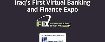 ProgressSoft at the Iraq Finance Expo 2020