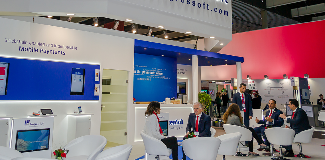 ProgressSoft at the Mobile World Congress 2019 in Barcelona
