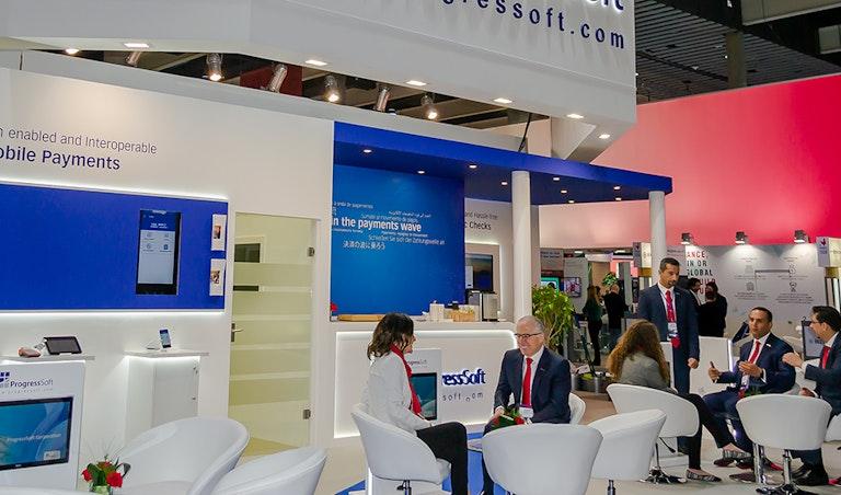 A ProgressSoft no Mobile World Congress 2019 em Barcelona