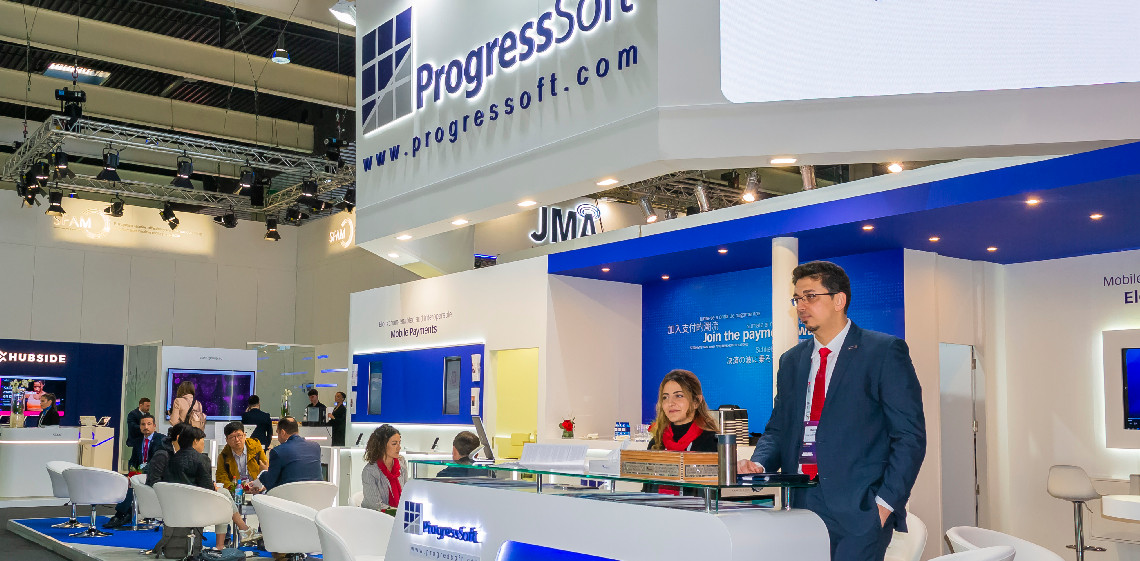ProgressSoft at the World's Largest Exhibition for the Mobile Industry