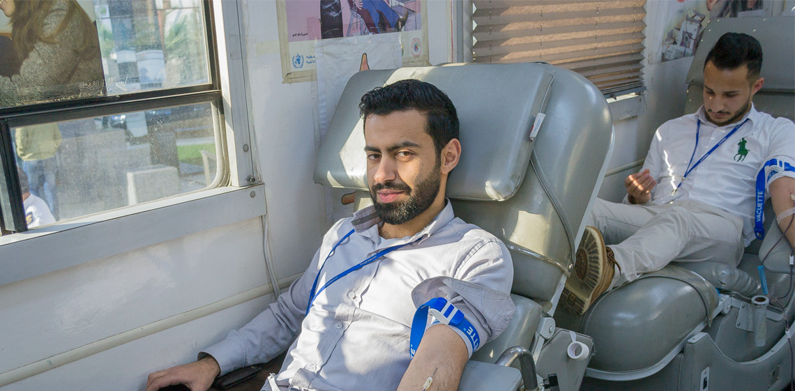 ProgressSoft Concludes its 3<sup>rd</sup> Blood Donation Campaign in Jordan