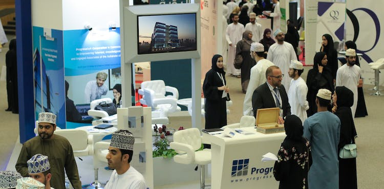 ProgressSoft Concludes Participation in the Sultan Qaboos University Career Fair 2018 in Oman