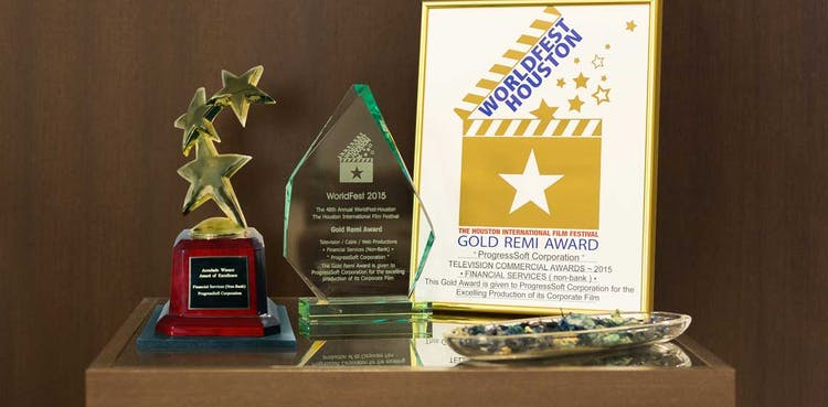 ProgressSoft Corporate Film Wins Various International Awards