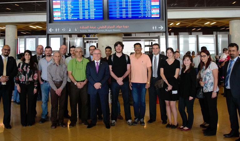 ProgressSoft Employees Return Home Safely after the Tragic Events in Nepal