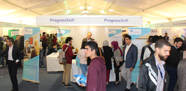 ProgressSoft Exclusively Sponsors PSUT Career Day 2018