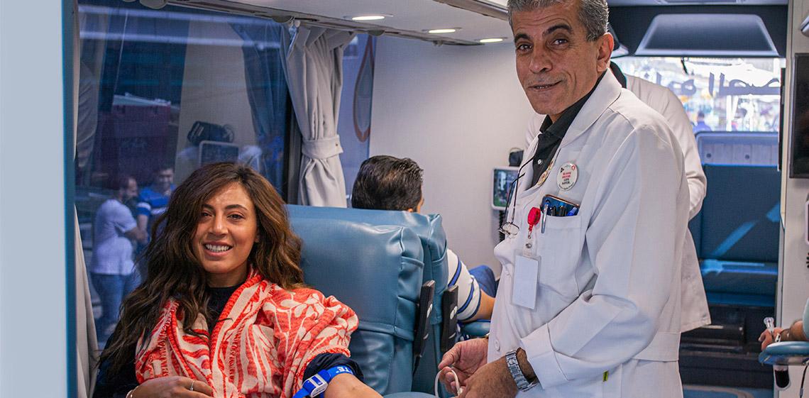 ProgressSoft Heroes Help Save Lives – Blood Drive