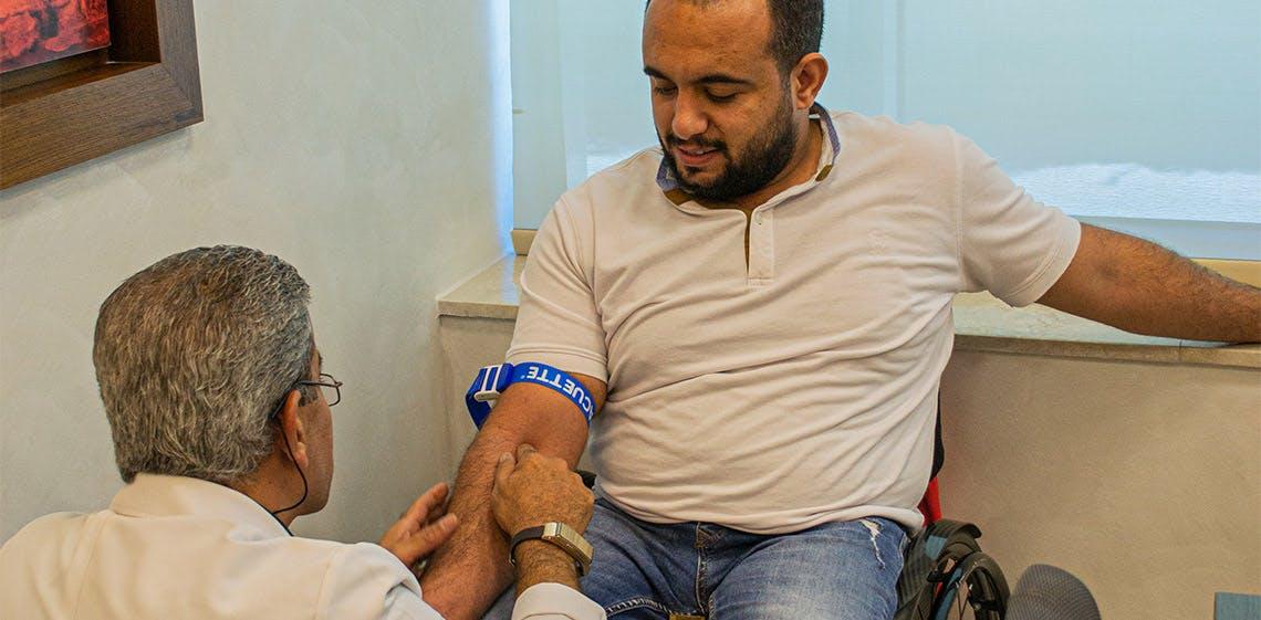 День донора: сотрудники ProgressSoft жертвуют кровь для спасения жизней