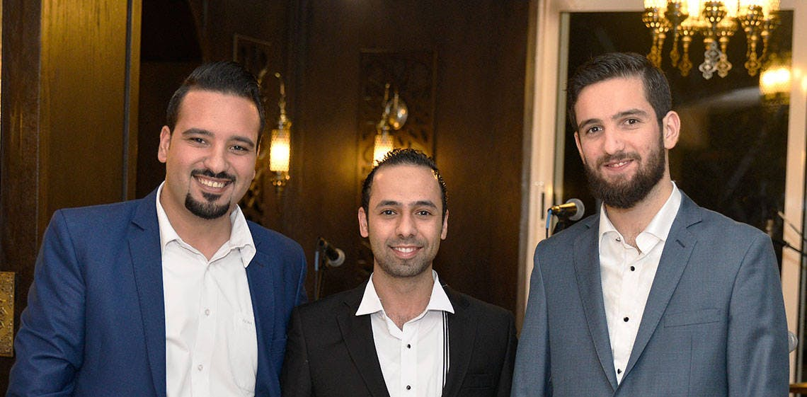ProgressSoft Holds its Annual Iftar and Corporate Gathering