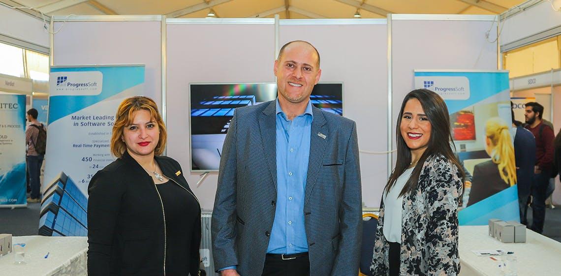 ProgressSoft is the Diamond Sponsor of PSUT Career Day 2019