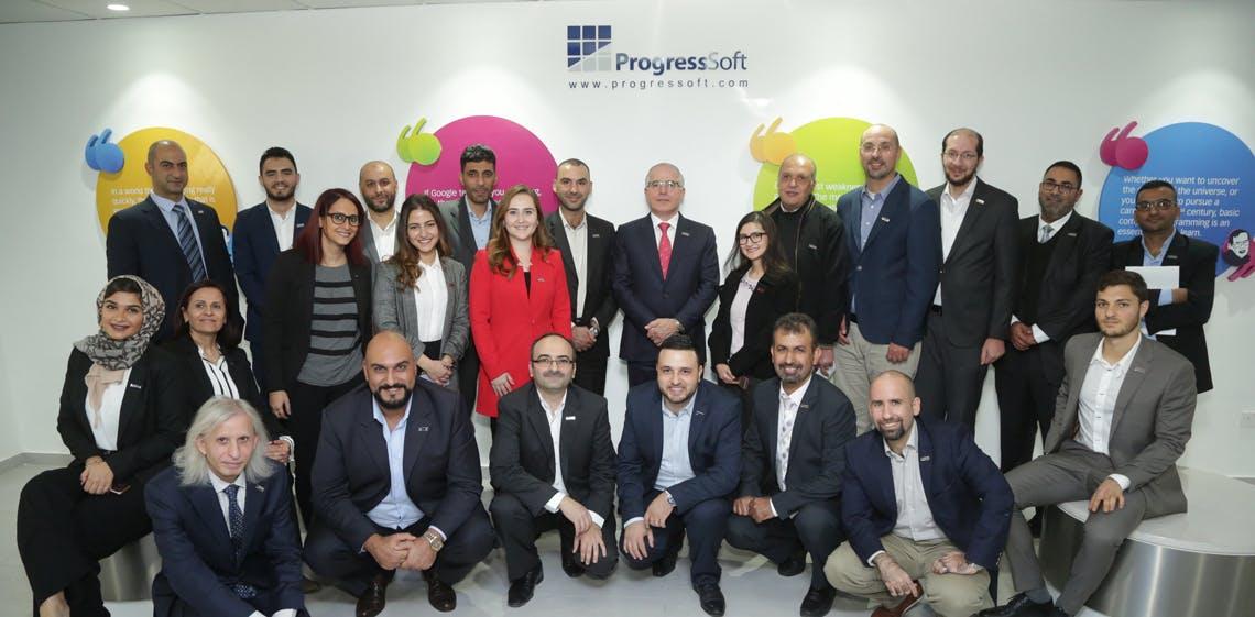 Inauguration officielle du laboratoire ProgressSoft à l'université de Jordanie