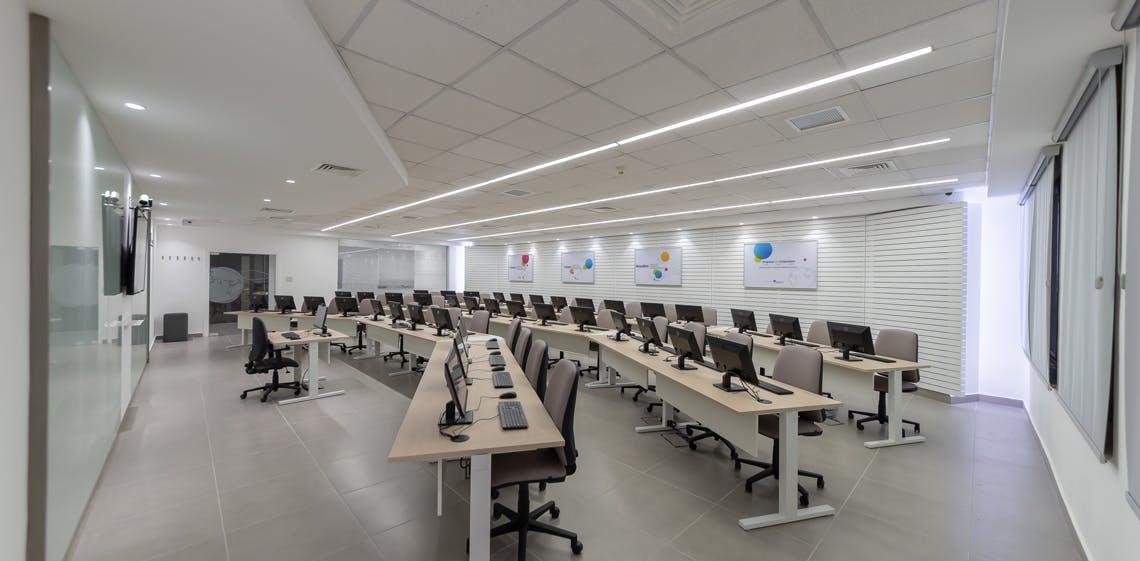 ヨルダン大学のProgressSoft Labの公式オープン