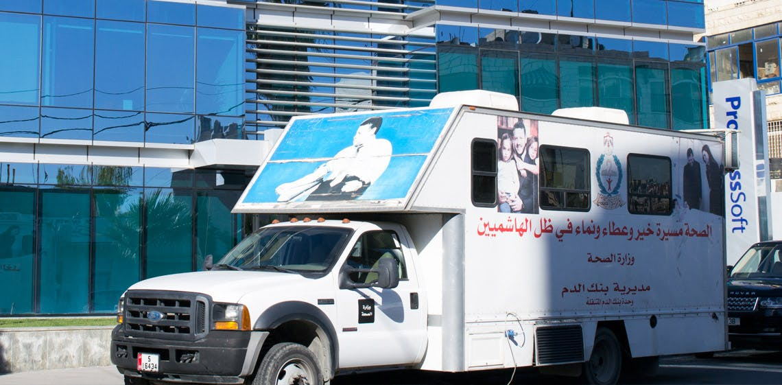 ProgressSoft Organizes a Blood Donation Campaign