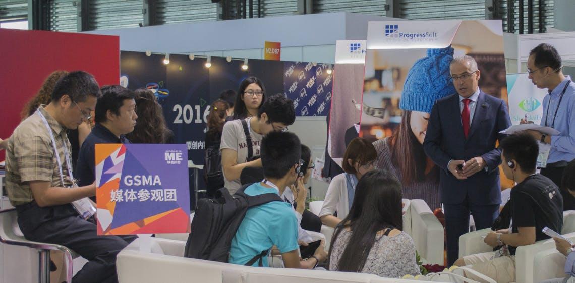 ProgressSoft、モバイル決済ソリューションをモバイル ワールド コングレス上海2016で展示