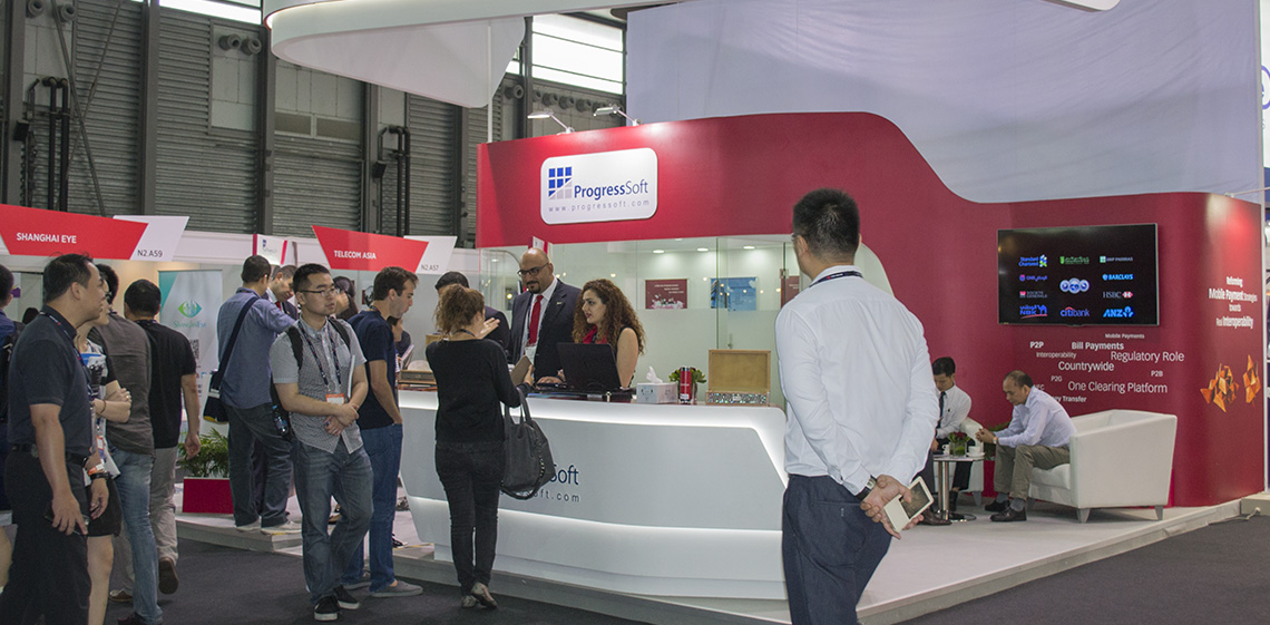 ProgressSoft présente ses solutions de paiement mobile à l'occasion du salon Mobile World Congress Shanghai 2016