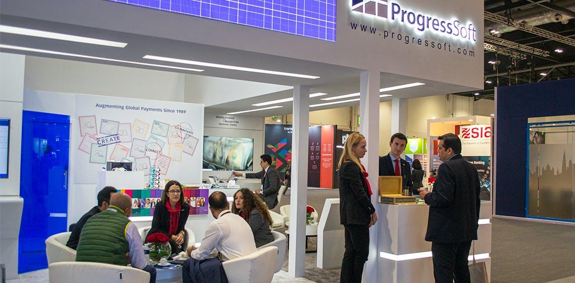 Продукты ProgressSoft вызвали интерес мирового финансового сообщества на выставке Sibos 2019