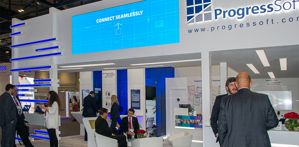 ProgressSoft estimula el sector financiero global en Sibos 2019
