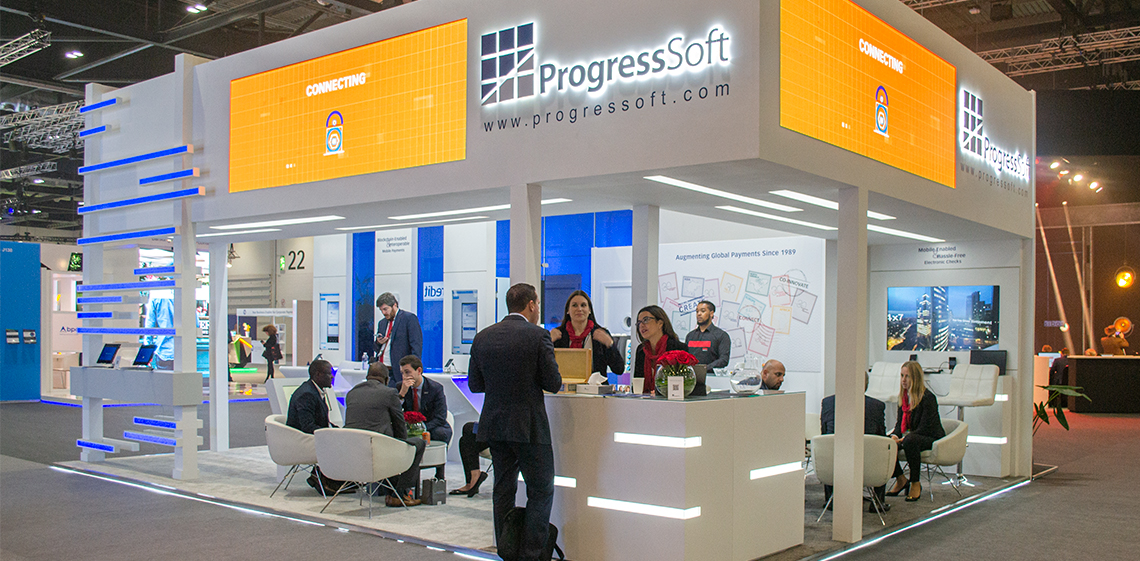 ProgressSoft Stirs the Global Financial Industry at Sibos 2019