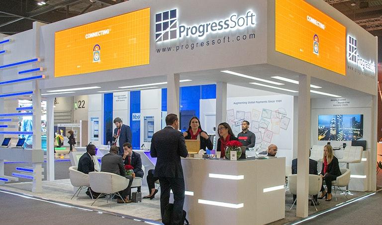 ProgressSoft estimula el sector financiero global en Sibos 2019