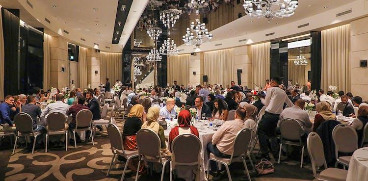 La célébration annuelle de l'Iftar organisée par ProgressSoft pour le Ramadan 2018