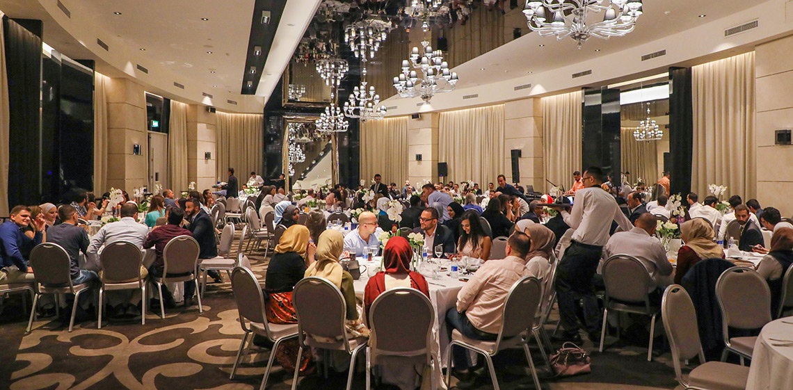 Ramadán Iftar anual de ProgressSoft 2018