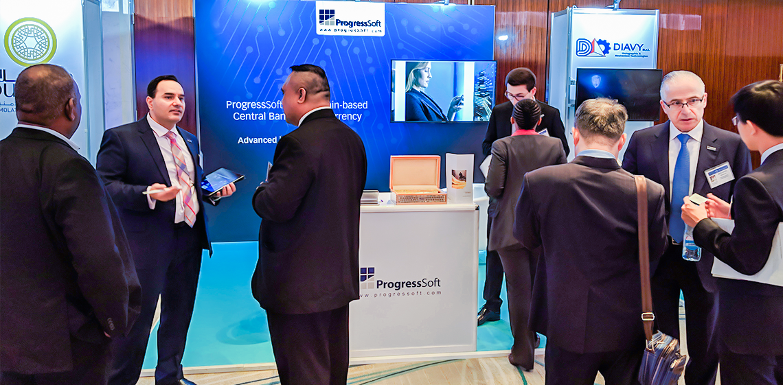 ProgressSoft Sparks the Interest of Central Banks at the Currency Conference in Dubai