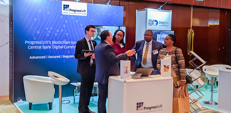 ProgressSoft Presents its Central Bank Digital Currency to Central Banks of the World