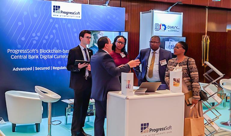 ProgressSoft представляет центробанкам всех стран решение «Цифровая валюта центробанка»