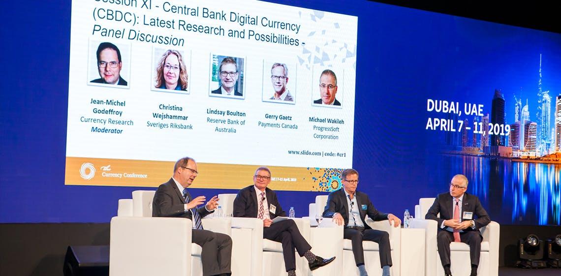 ProgressSoft, Dubai'deki Para Birimi Konferansında Merkez Bankalarının İlgisini Çekti
