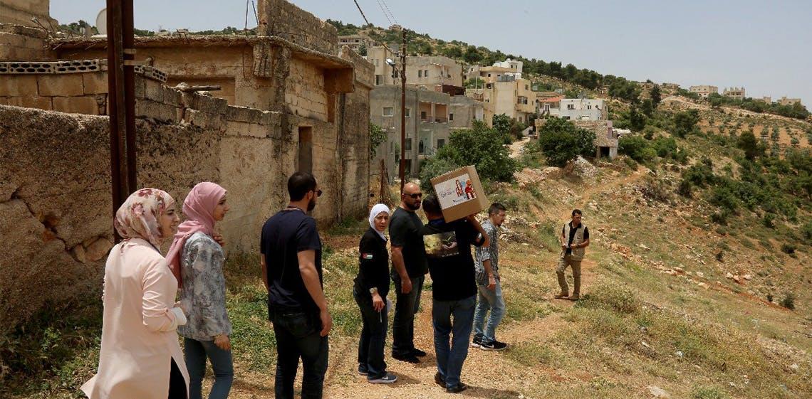 """ProgressSoft Sponsors Charity Initiative """"BilKhayr Najood"""" by the MoICT in Jordan"""