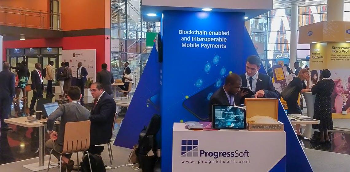 ProgressSoft Ruanda'da Mobile 360 - Africa'da