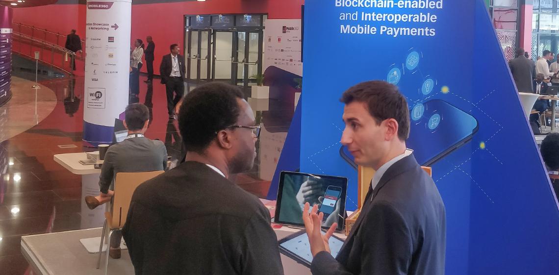 ProgressSoft sponsert Mobile 360 – Afrika in Ruanda