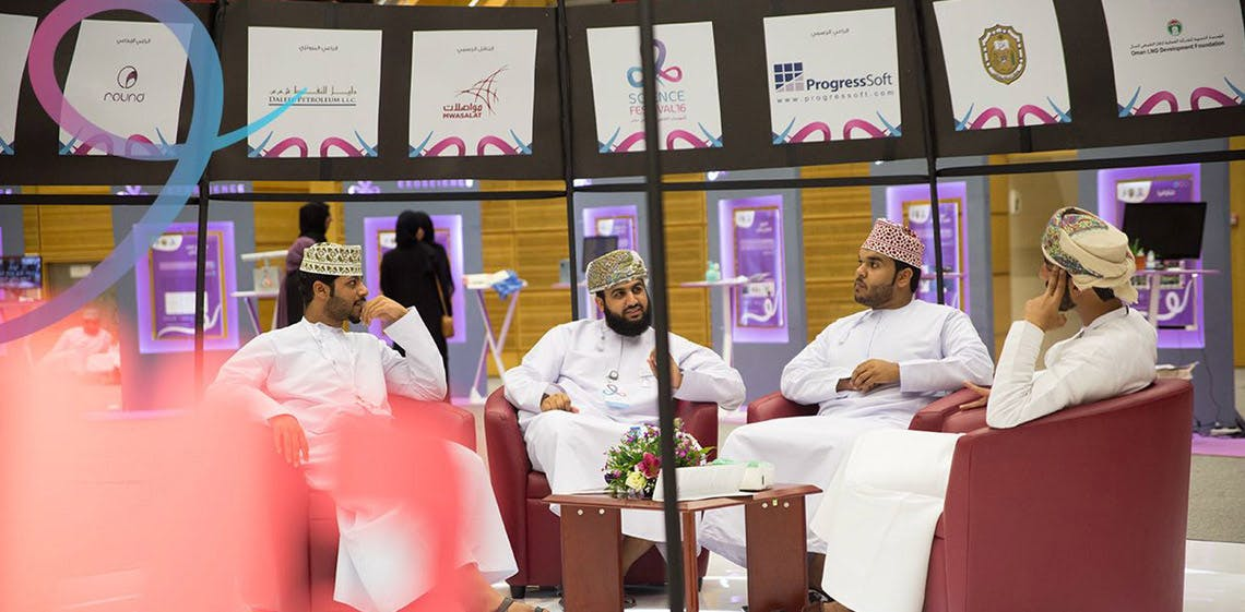 ProgressSoft Sponsors the 16th Science Festival at Sultan Qaboos University in Oman