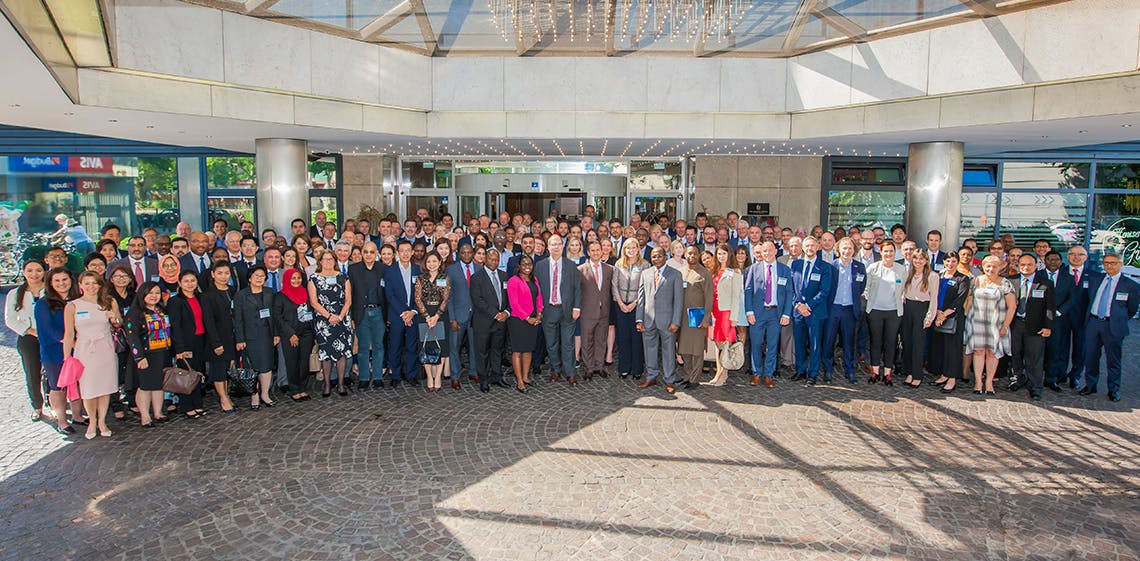 ProgressSoft Berlin'deki Merkez Bankası Ödemeleri Konferansı'na Sponsorluk Yapıyor