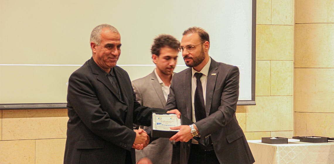 ProgressSoft Sponsors the German Jordan University's MUN Conference 2019