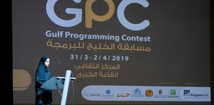 A ProgressSoft Patrocina o Concurso de Programação do Golfo de 2019