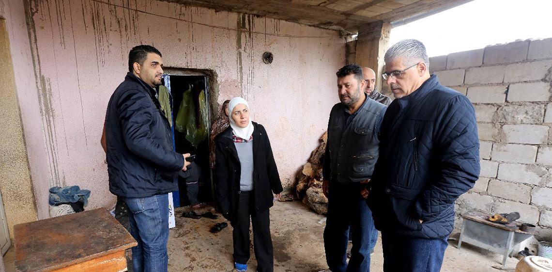 ProgressSoft Sponsors Winter Charity Campaign 'Karamak Dafahom' in Jordan