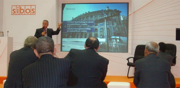 ProgressSoft Turns Heads in Sibos 2008 - Vienna