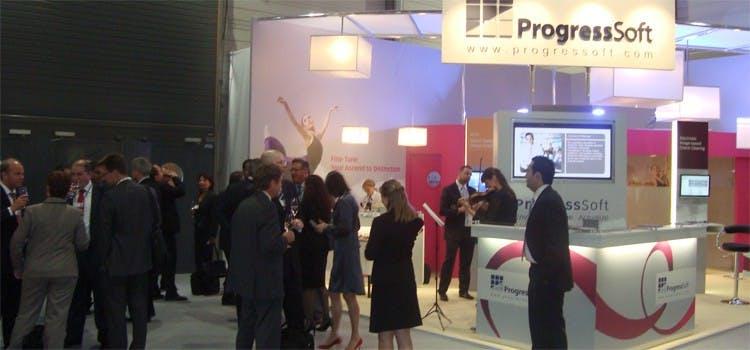 ProgressSoft Turns Heads in Sibos 2008 - Vienna