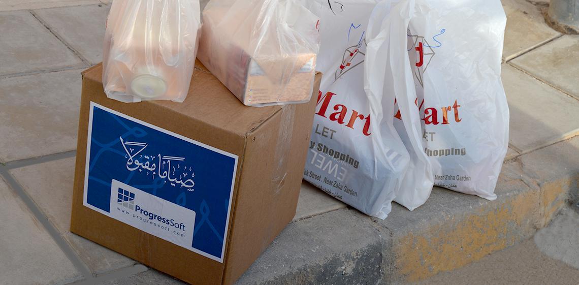 ProgressSoft Uplifts Orphans' Spirits in Ramadan
