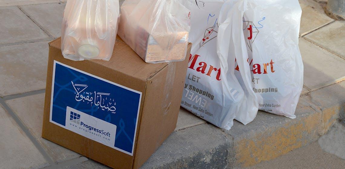 ProgressSoft、断食月ラマダンに孤児院を慰問